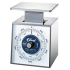 Edlund MSR-1000 1000 g Stainless Steel Metric Portion Scale with 6 inch x 6 3/4 inch Platform