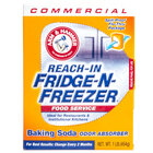 Arm & Hammer 16 oz. Fridge-N-Freezer Baking Soda Odor Absorber - 12/Case