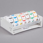 Noble Products Elevated 7-Slot Dispenser with Noble Products Removable 1