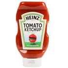 Heinz Ketchup 20 oz. Upside Down Squeeze Bottle - 12/Case