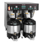 Bunn 37600.0012 ICB Twin Low Profile Infusion Coffee Brewer