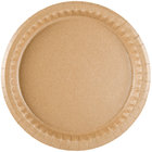 Coated Corrugated Kraft Paper Plates