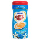 Nestle Coffee-Mate French Vanilla Coffee Creamer Shaker - 12/Case