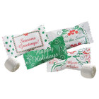 Season's Greetings Buttermints Individually Wrapped 1000 / Case - 1000/Case