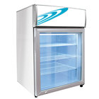 Excellence Countertop Glass Door Refrigerators and Freezers