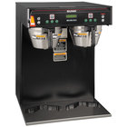 Bunn 37600.0004 ICB-TWIN Dual Infusion Series Black Coffee Brewer - 120/240V