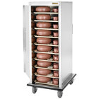 Alluserv VL2020A Value Line Aluminum 20 Tray Meal Delivery Cart