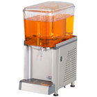 Crathco CS-1D-16S Single 4.75 Gallon Bowl Premix Cold Beverage Dispenser with Spray Function