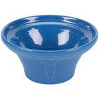 Homer Laughlin 431337 Fiesta Lapis 1.25 Qt. Hostess Serving Bowl - 4/Case