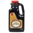 Kikkoman Sweet Soy Glaze - (6) 5 lb. Containers / Case