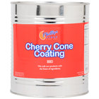 Cherry Ice Cream Cone Shell Dip - #10 Can