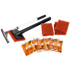 3M 710 Scotch-Brite™ Quick Clean Griddle Cleaning System Starter Kit