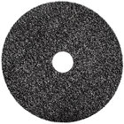 3M 7300 24 inch Black High Productivity Stripping Floor Pad - 5/Case