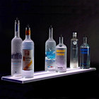 Beverage-Air LS3-36L-DW 36 inch Liquor Shelf with Built-In LED Lighting - 9 inch Deep