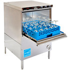 CMA Dishmachines 181GW High Temperature Undercounter Glass Washer - 208/230V