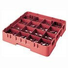 "Cambro 16 Compartment 6 1/8"" Glass Racks"