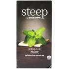 Steep By Bigelow Organic Mint Herbal Tea - 20/Box