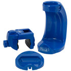 Purell® 5704-06-BLU Blue Versahold Point of Care Bracket - 6/Case