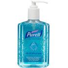 Purell® 3012-12 8 oz. Ocean Mist Gel Instant Hand Sanitizer - 12 / Case