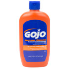 GOJO® 0957-08 14 oz. Natural Orange Pumice Hand Cleaner - 8/Case