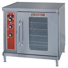 Blodgett CTBR Premium Series Single Deck Half Size Electric Convection Oven with Right-Hinged Door - 5.6 kW
