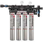 Everpure EV9278-14 QC7I Quad 7CLM Water Filtration System - .5 Micron and 6.8/5.32/4 GPM