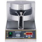 Carnival King WBM13DGT Belgian Waffle Maker with Digital Timer and Temperature Controls - 120V