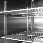 Continental Refrigerator 5-120 Coated Wire Shelf - 24 1/4 inch x 25 3/4 inch