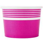Paper Ice Cream / Frozen Yogurt Cups and Lids