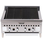 Vulcan VCCB25-101 Natural Gas Low Profile 25 inch Radiant Charbroiler - 58,000 BTU