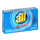 2 oz. ALL Stainlifter Powder Laundry Detergent Box for Coin Vending Machine - 100 / Case