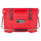 20 Qt. Red Extreme Outdoor Grizzly Merchandiser / Cooler