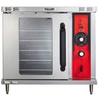 Vulcan ECO2D-208/3 Single Deck Half Size Electric Convection Oven with Solid State Controls - 208V, 3 Phase, 5.5 kW