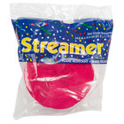 Creative Converting 078290 81' Hot Magenta Pink Streamer Paper - 12/Case
