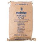 Morton 25 lb. Bulk Iodized Table Salt