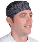 Headsweats 8740-801S44 Tribal Shorty Chef Cap