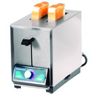Toastmaster TP224 2 Slice Commercial Pop-Up Toaster - 208/240V, 1000/1300W