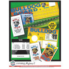 Bulldog Board 1 Window Pull Tab Tickets - 240 Tickets Per Deal - Total Payout: $195