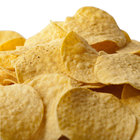 Snyder's of Hanover Yellow Round Corn Chips 1 lb. Bags - 6/Case