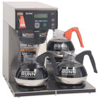 Bunn 38700.0002 Axiom 15-3 Automatic Coffee Brewer with 3 Lower Warmers - 120V