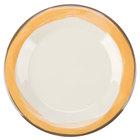 Diamond Ivory / Kanello Yellow