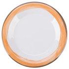 Diamond White / Kanello Orange
