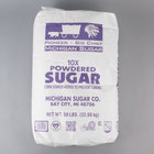 10X Confectioners Sugar - 50 lb.