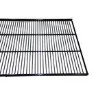 True 909443 Black Coated Wire Shelf with Shelf Clips - 35 1/4 inch x 23 3/8 inch