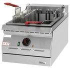 Garland ED-15SF Designer Series 17 lb. Electric Countertop Super Deep Fryer - 240V, 1 Phase, 8 kW