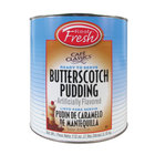 Cafe Classics A1RFD1-7B Butterscotch Pudding 6 - #10 Cans / Case