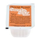 Sweet and Sour Sauce 1 oz. Portion Cup - 100/Case
