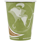 Eco Products Green Recycled Paper Hot Cups