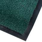 Cactus Mat 1437M-G35 Catalina Standard-Duty 3' x 5' Green Olefin Carpet Entrance Floor Mat - 5/16 inch Thick