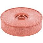 HS Inc. NHS1019 10 inch Paprika Polyethylene Tortilla Server - 12/Case